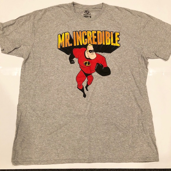 9436a98fc2 NWOT Mr. Incredible Tee Men'sXXL